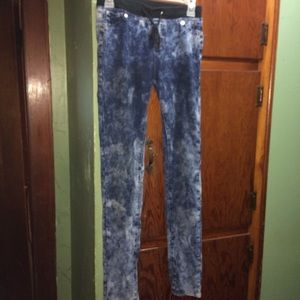Justice Bottoms - Multicolor Jeggings